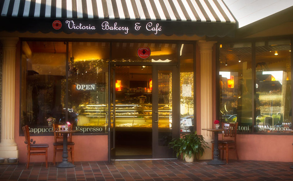 Victoria Bakery & Café front